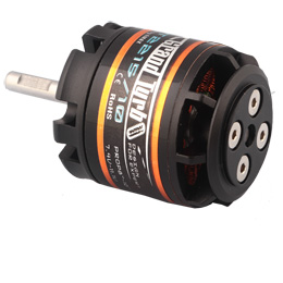 EMAX GT2215-09 1180kv Brushless Motor for Airplanes GT Series Electric Brushless Motor Nitro Gas Replacement Conversion 66P-159-GT2215-09-KV1180