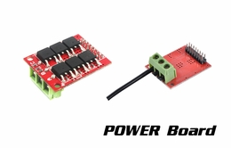 EMAX Power Board 25A Replacement Part for EMAX Simon 4in1 ESC 66P-108-Power-board-25A
