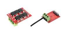 EMAX Power board 30A for EMAX Simon 4in1 ESC 66P-109-Power-board-30A