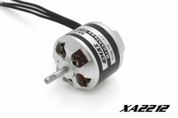 EMAX XA2212 Brushless Motor+Accessories 1400KV suitable for pusher prop FPV planes, high-speed wings 66P-113-XA2212-KV1400-Accessories