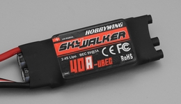 40A Hobbywing SkyWalker Brushless Electronic Speed Controllers 05H103-08-ESC