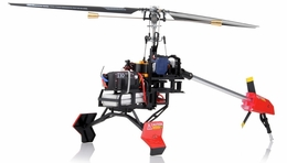 Exceed RC Skelocopter 4 Channel Fixed Pitch Ready to Fly RC Remote Control Radio
