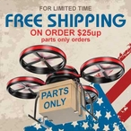 Freeshipping Parts Only