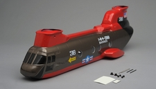 Fuselage Color Red HM-38-Z-21-red