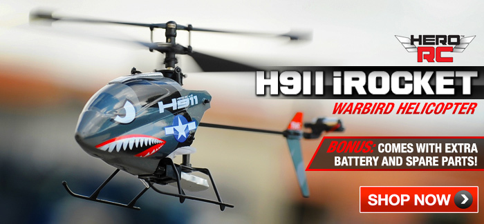 BEST SELLER | RC WARBIRD HELICOPTER