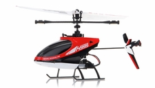 Hero RC  4CH  Helicopter H995 (XIEDA 9958) 2.4GHz Single Propeller Blade Fixed Pitch with Gyro  (Red) RC Remote Control Radio