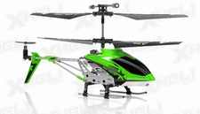 Hero RC H288 Replacement Parts Green (NO ELECTRONIC INCLUDED)
