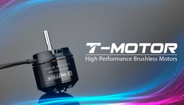 High Performance Brushless T-Motor AS2814 1000KV for Airplane