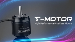 High Performance Brushless T-Motor AS2820 800kv for Airplane