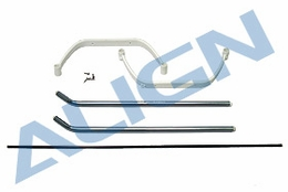 Landing Skid Set(White) HS1014-1