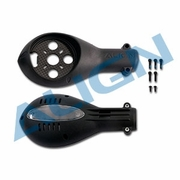 M480 Motor Mounts - Black M480031XA