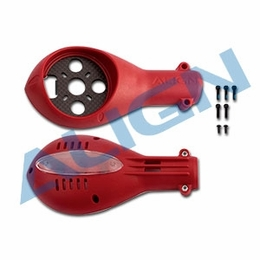 M480 Motor Mounts -Red M480031XR