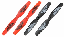 Main Blades (Black & Red) 4pcs