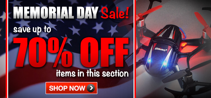Memorial Sales!  Save Up to 70% OFF!