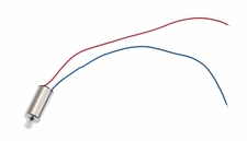 Motor A (Red & Blue Wire)