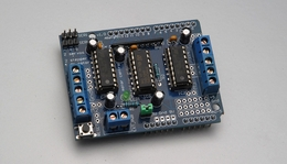 Motor-Driven Expansion Board Motor Control shield L293D Motor Plate for Arduino