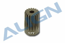 Motor Pinion Gear 17T H50064