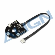 MR25 Motor LED Mounts Board M425010XX