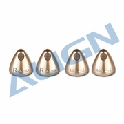 MR25 Propeller Nut - Champagne Gold M425001XV