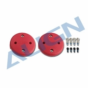 Multicopter Main Rotor Cover- Red M480017AR