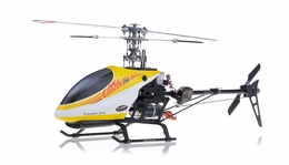Dynam E-razor 250 Carbon Edition 6 Channel 2.4Ghz 3D  Helicopter RC Remote Control Radio