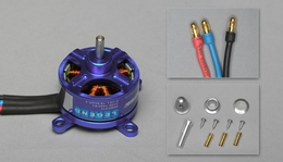 New Exceed RC Legend Motor 2208-1400Kv for Light Weight Planes & Small Quads 86MC211-2208-1400Kv