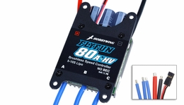 New HobbyWing Flyfun ESC 80A High Voltage for Airplane & Helicopter