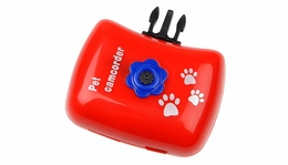 Pet Cam Pets View HD Camera (Red)