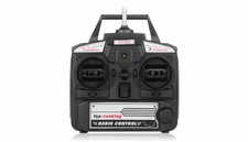 Remote Controller 27 MHZ    (Compatible with Toysrus Fast Lane 3.5CH RC Jaw Breaker Helicopter) 56P-s032-25-27mhz