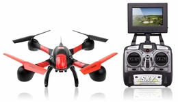 SKY Hawkeye 1315S 5.8G  FPV RTF Return Home Quadcopter Camera Drone with Real-time Transmission with 4GB SD memory card RC Remote Control Radio
