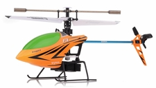 Syma F3 4 Channel  Helicopter 2.4ghz (Orange) RC Remote Control Radio