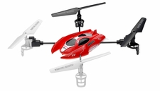 Syma  X7 4 Channel SpaceShip Quadcopter Drone 2.4G (Red) RC Remote Control Radio