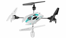 Syma  X7 4 Channel SpaceShip Quadcopter Drone 2.4G (White) RC Remote Control Radio