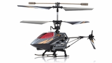 Syma S800G Metal Frame 4 Channel Coaxial Infrared  Helicopter RTF w/ Gyro (Black) RC Remote Control Radio