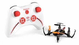 Syma X2 Mini 4 Channel Quadcopter Drone Ready to Fly 2.4ghz with Gyro (Black) RC Remote Control Radio