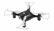 Syma X20 Pocket Drone 2.4Ghz Remote Control Mini RC Quadcopter with Altitude Hold and One Key Take-off / Landing (Black)