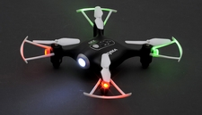 Syma X21 2.4G 4CH 6 Aixs Headless Mode Altitude Hold Mode RC Quacopter RTF (Black)