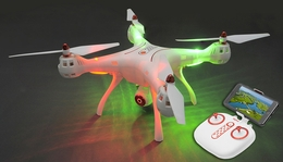 Syma Drone X8SW WIFI FPV With 720P HD Camera 2.4G 4CH 6 Axis Altitude Hold RC Quadcopter RTF