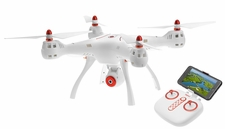 Syma X8SW WIFI FPV With 720P HD Camera 2.4G 4CH 6 Axis Altitude Hold RC Quadcopter RTF
