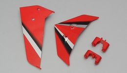 Tail decoration (Red) 56P-S301G-10-Red