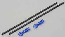 Tail hold tube (Blue) 56P-S32-18-Blue