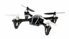 The Hubsan X4 2.4ghz 4 Channel Mini R/C Quadcopter Drone w/ LED