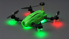 Top RC Hobby Kingdowin KDW280 FPV Racing Drone Quad RTF Ready to Fly (Green)