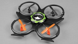 "UDI U816A 4 Channel Mini 6"" UFO Quadcopter Drones 2.4GHz Ready to Fly RC Remote Control Radio"