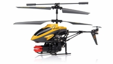 V398 3.5 Channel Missile Shooting Metal  Helicopter RTF with Six Missiles rapid fire RC Remote Control Radio