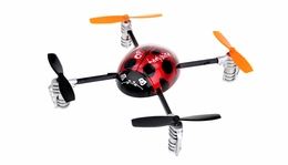 Walkera QR Ladybird Drones 2.4 ghz  4 Channel Quadcopter RTF w/ Devo 2402DTransmitter