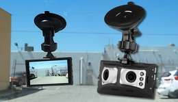 Wide Angle 230 Degree Mini Car Spy Camera HD