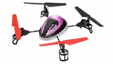 WL Toys Mini Drones UFO Foe V949 Quadcopter 4Ch 2.4ghz (Purple) RC Remote Control Radio