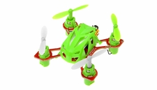 WL Toys V272 2.4G 4 Channel 6 Axis GYRO Nano  Quadcopter Drone RTF (Green) RC Remote Control Radio