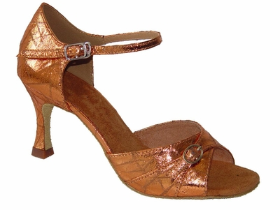 Tan Leather Sandal 175805